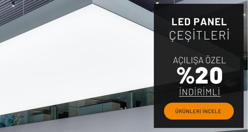 LED PANELLER